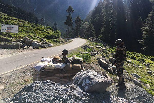 中印爭奪喜馬拉雅制空權 印軍暗示談判失敗或動武