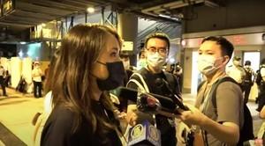 「立場姐姐」何桂藍:警方一直試圖竄改7.21事實 我有責任講出真相