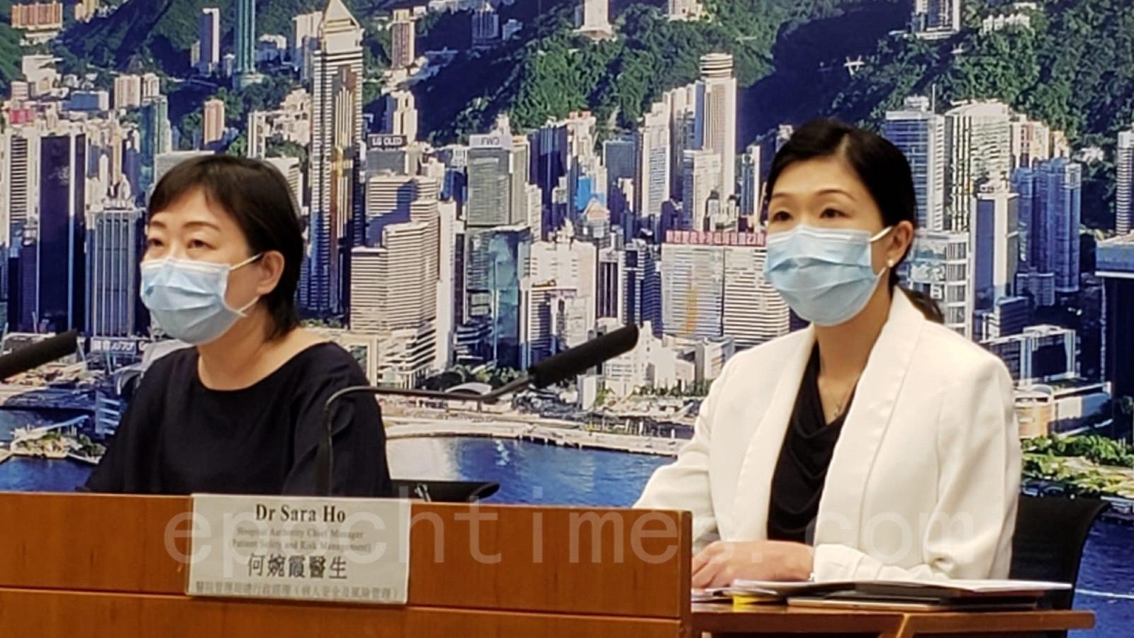 本港今日(8月26日)新增24宗中共病毒(武漢肺炎)確診個案,累計個案增至4,736宗。(郭威利/大紀元)