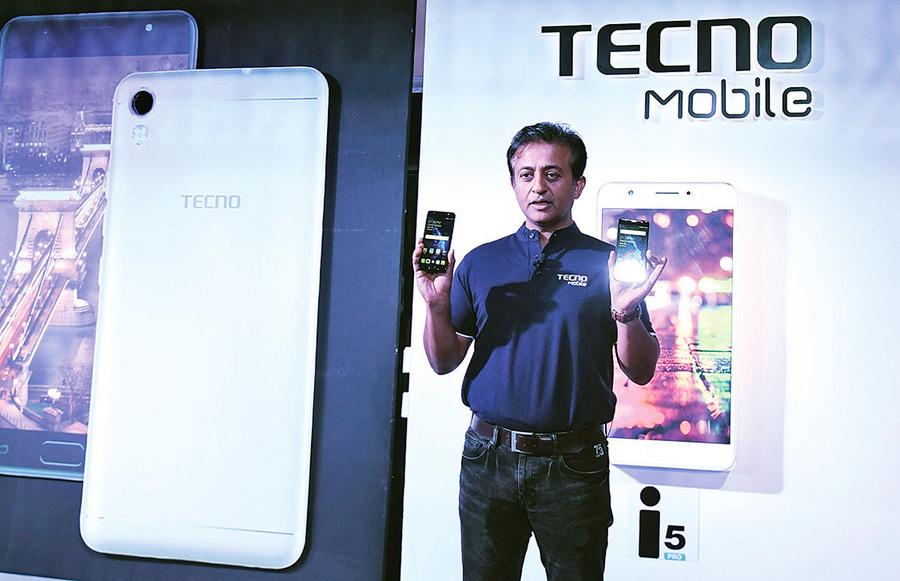 中國產Tecno手機被揭偷錢