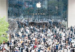 蘋果公司如何挽回在中國市場損失?