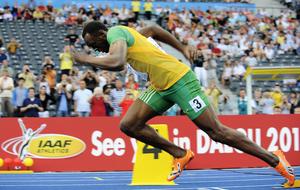 八枚奧運金牌得主 飛人博爾特感染中共病毒