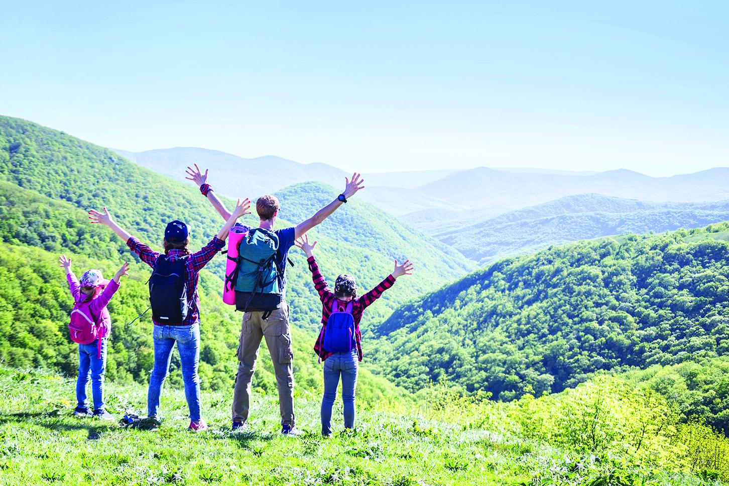 對於喜歡大自然的人來說,露營是令人感到愉快的事情!