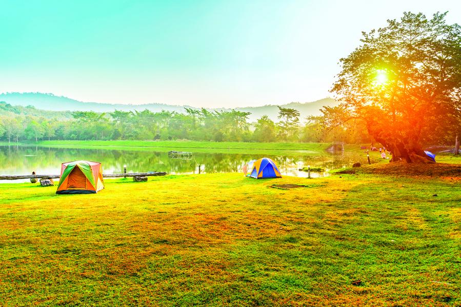 回歸自然走出戶外   一起露營去!(上)
