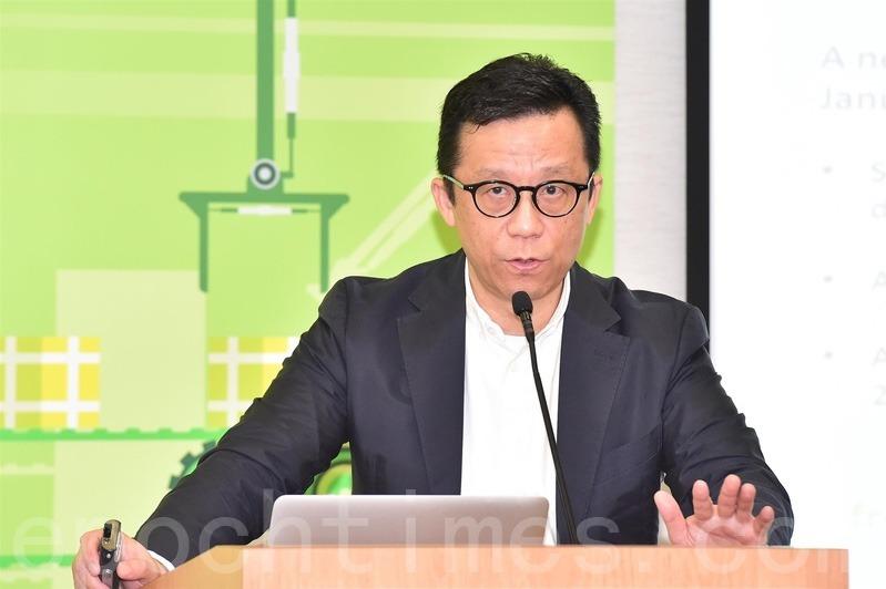 港視轉虧為盈 王維基:將增新業務並拓海外市場