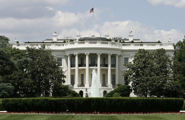 面對外國勢力的干預,美國方面也有其因應策略。圖為美國白宮。(Alex Wong/Getty Images)