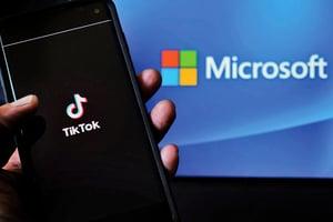 TikTok行政總裁宣佈辭職  上任不到三個月