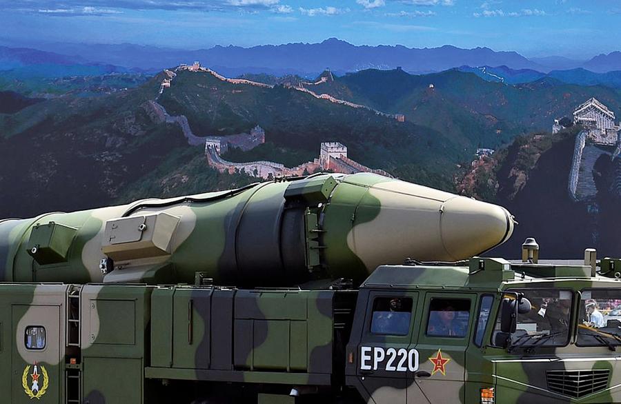 日媒: 中共向南海發射4枚導彈