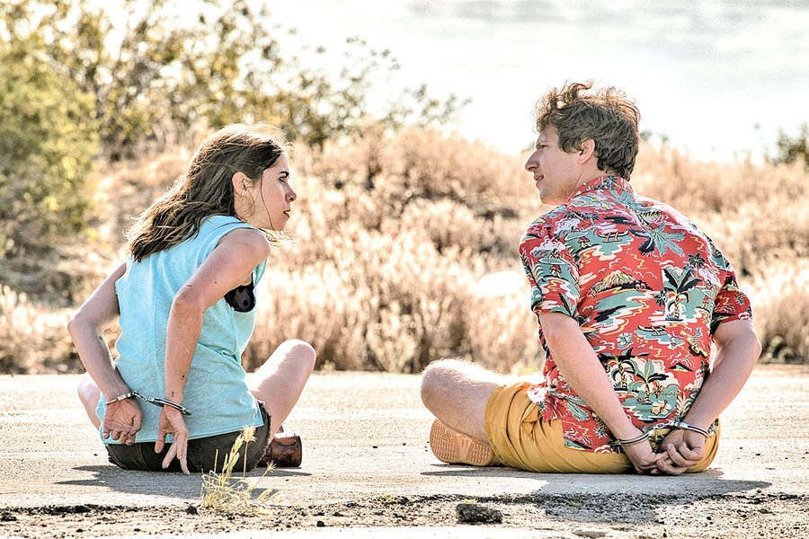 《棕櫚泉不思議》 被困時間輪迴 也是愛情機遇