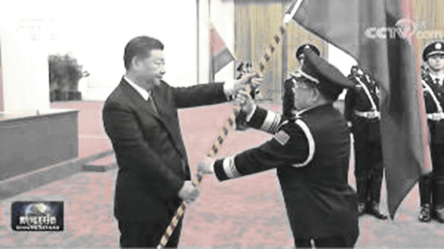 習收回國務院「刀把子」 李克強權力再縮水