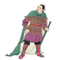 笑談風雲  : 【秦皇漢武】 第三十八章 李陵之禍(2)