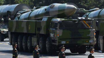 台灣國防部向美國政府爭取購買更多岸置機動型魚叉反艦導彈。(GREG BAKER /GettyImages)