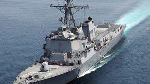 中共南海射導彈 美軍艦闖西沙禁區 美國制裁升級