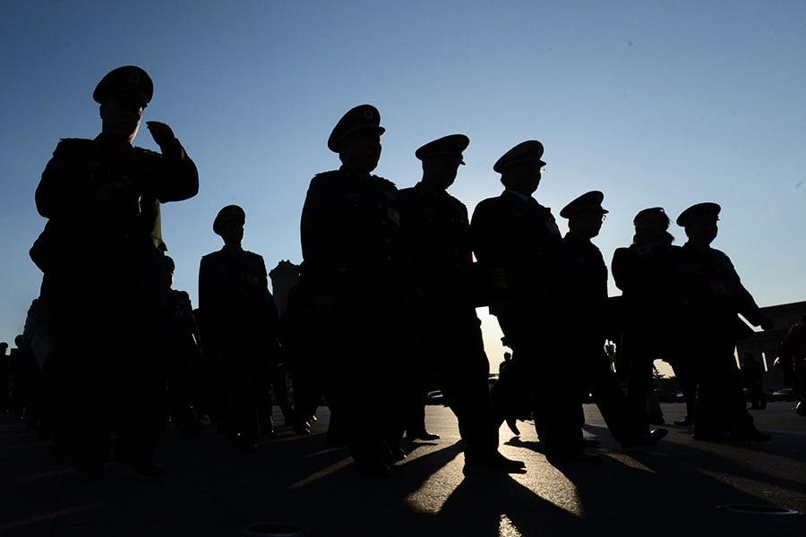 方林達:江澤民軍中勢力正在被全殲