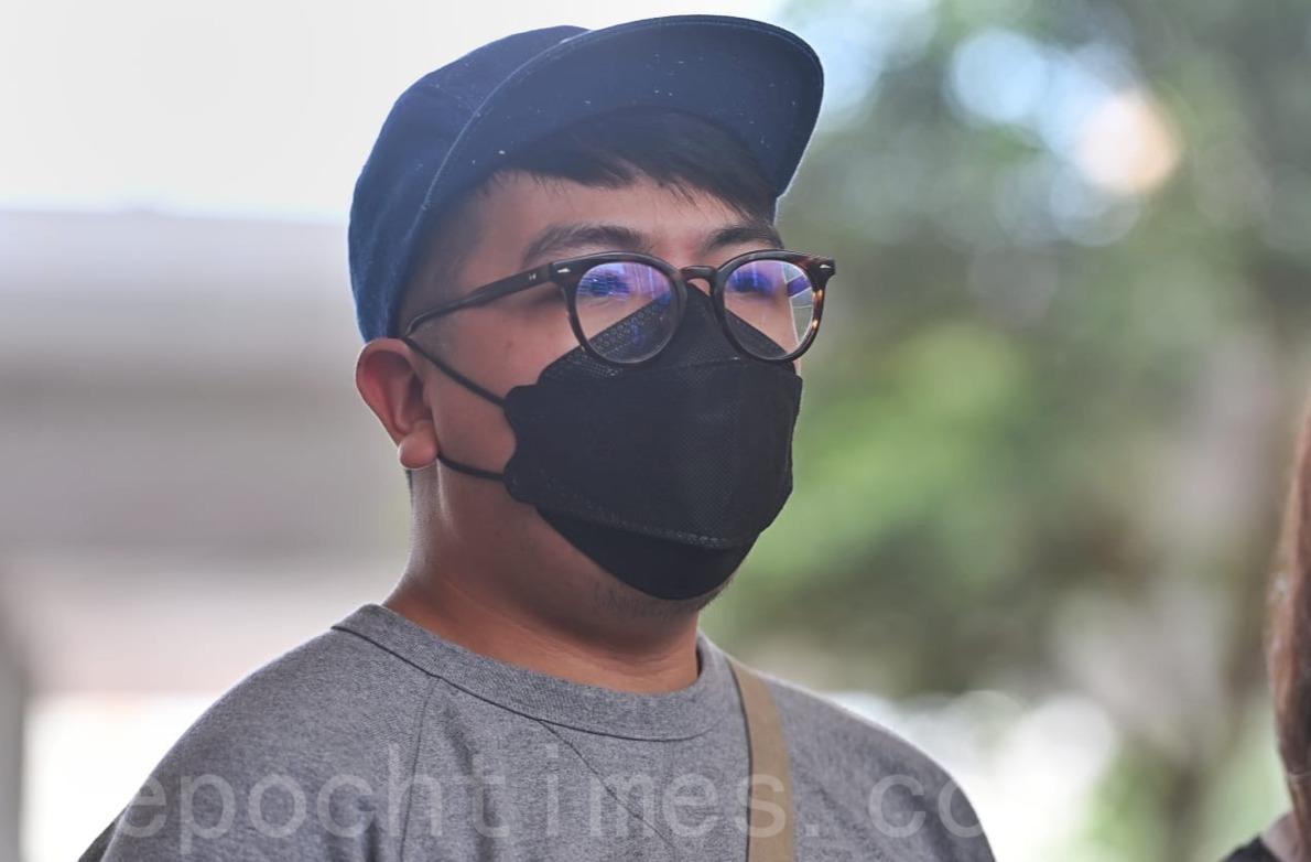 前香港眾志成員林朗彥。(大紀元資料圖片)
