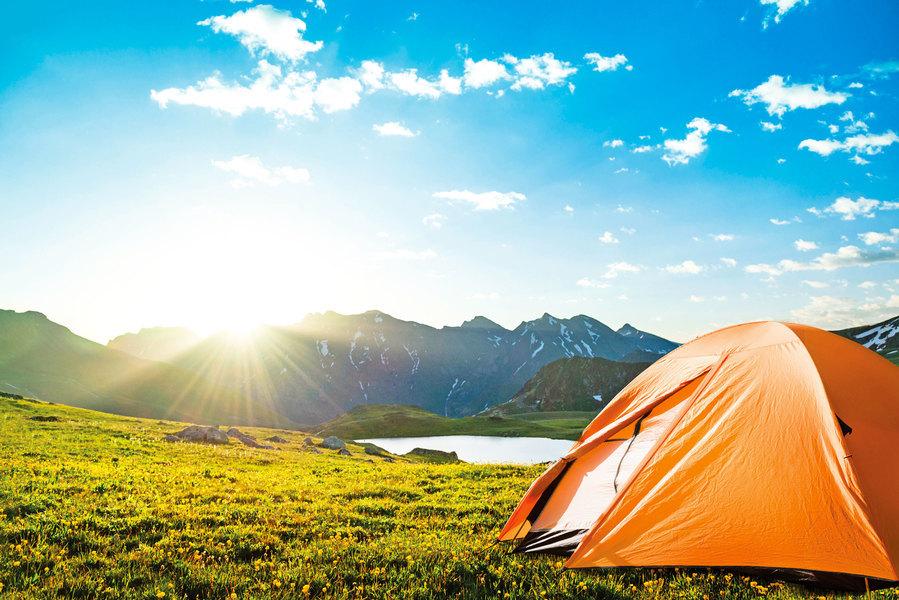 回歸自然走出戶外一起露營去!(下)