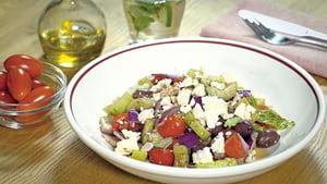 清爽開胃 希臘沙律