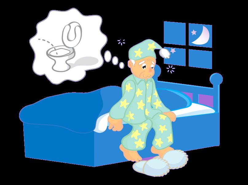 多次夜尿影響睡眠品質   恐增加死亡風險