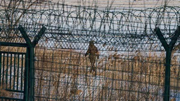 北韓恐怖防疫:接近中國邊境一公里一律槍斃