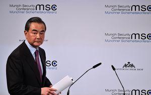 捷克議長訪台  王毅稱其與十四億中國人為敵