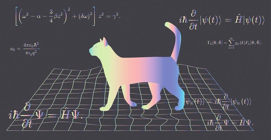 量子計算新進展:薛定諤糾錯貓