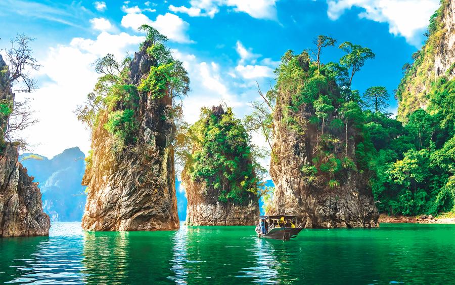 亞洲 10大國家公園美景渾然天成