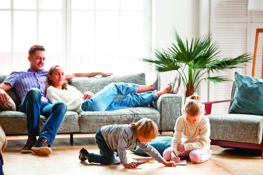 佈置放鬆心情的家 九招讓雜物隱形