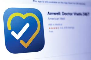 谷歌投資遠程醫療平台Amwell