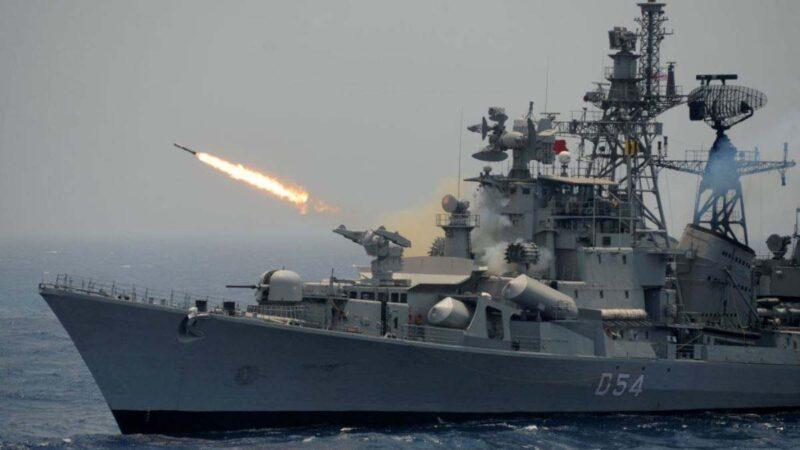 印度軍艦部署南海嚴密監視共軍 擬建造六艘核潛艇上百艦載戰機