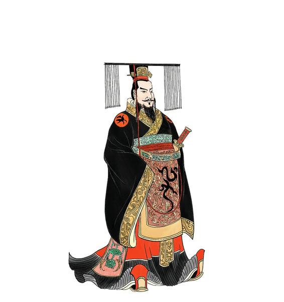 【千古英雄人物】 萬代始皇帝⑤─統一法度
