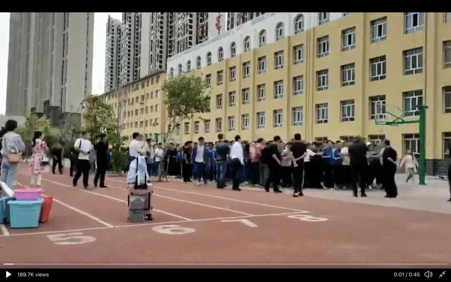 內蒙古多地抗議當局強推漢化 評論:中共末路狂奔
