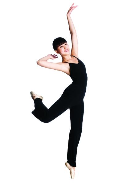 五招芭蕾簡易動作 打造優美體態