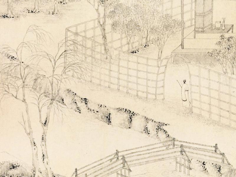 【馨香雅句】庭院深深深幾許 中國古典園林