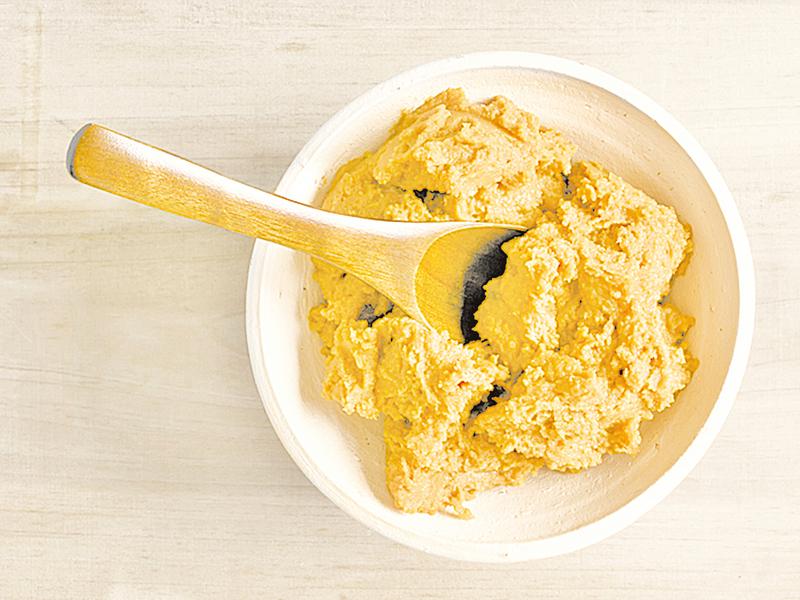 運用日本發酵食材 製作味噌與味醂麵包