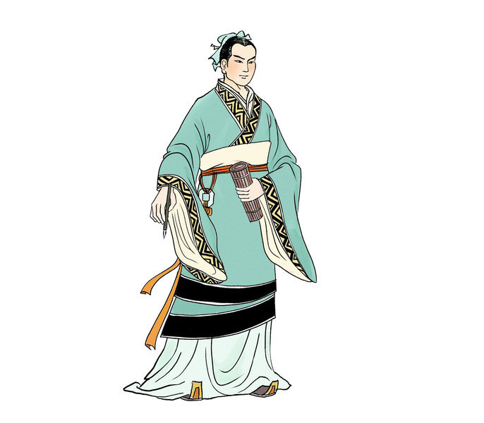 【笑談風雲】秦皇漢武 第三十九章 太史公書(1)