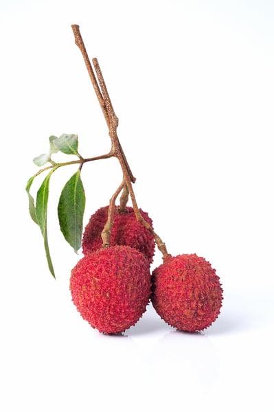 一顆荔枝三把火 糖友、肝腎病患勿多食