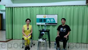 黃偉賢:元朗區議會將撰寫7.21報告 邀請市民作證