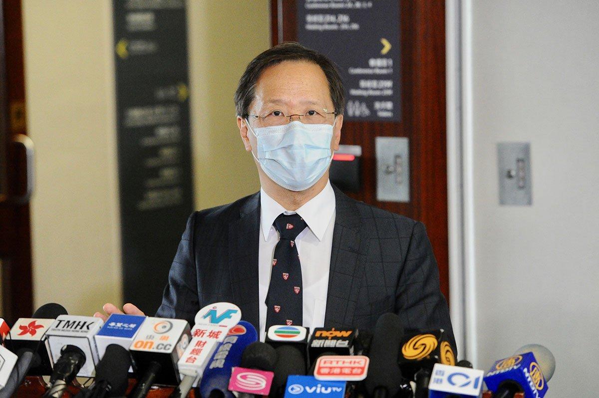 郭家麒直言,全民檢測肯定是「大龍鳳」,七百萬人做都無意義,若只是一百萬人就更加無意思了。(大紀元資料圖片)