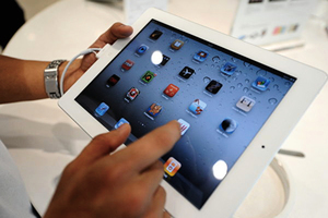與陸最大觸屏廠脫鉤 iPad訂單交台灣