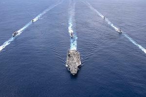 美國務院關注中印邊境衝突 印俄海軍安達曼海演習
