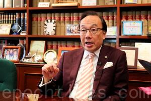 香港法律界:烈顯倫是向中共「擦鞋擦上腦」
