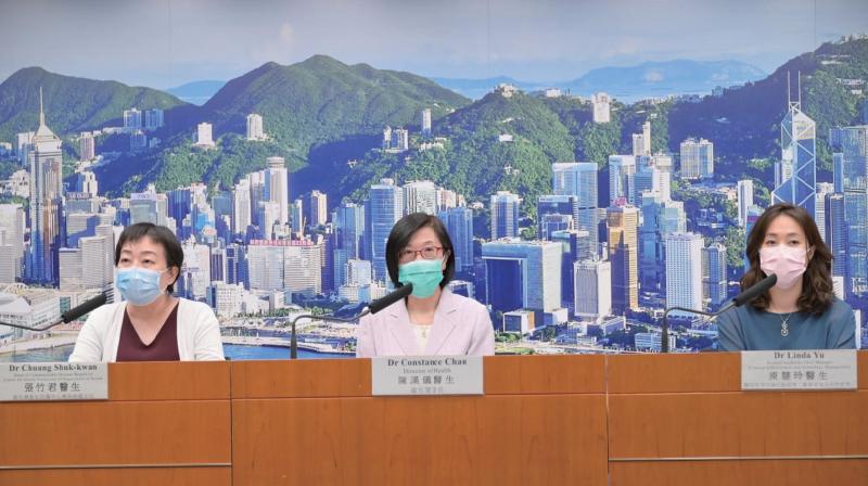 本港新增8宗中共病毒(武漢肺炎)確診個案,當中4宗源頭不明。(郭威利/大紀元)