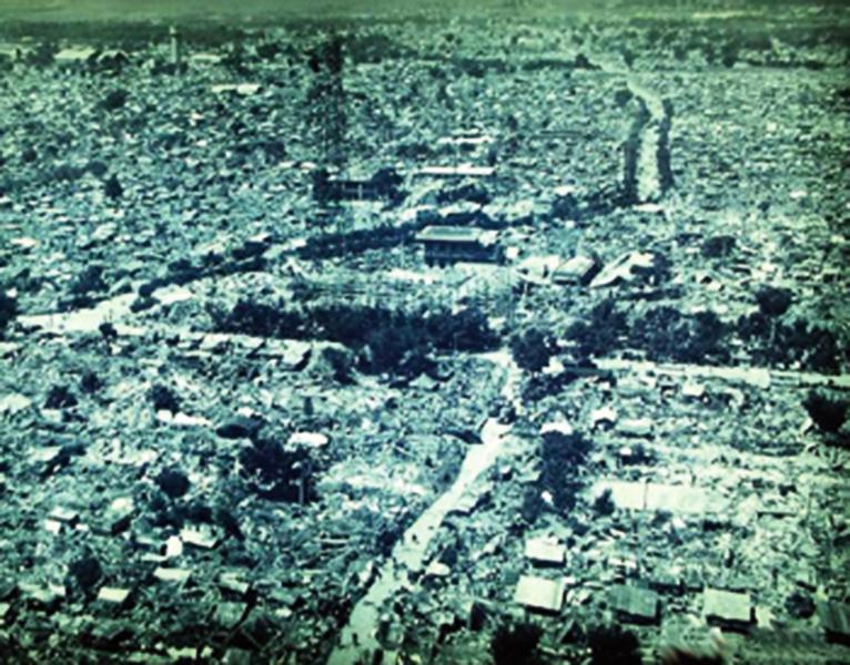 唐山大地震的「青龍奇蹟」