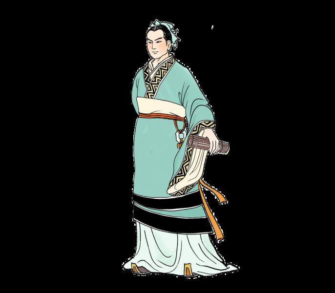笑談風雲 : 【秦皇漢武】  第三十九章 太史公書(2)