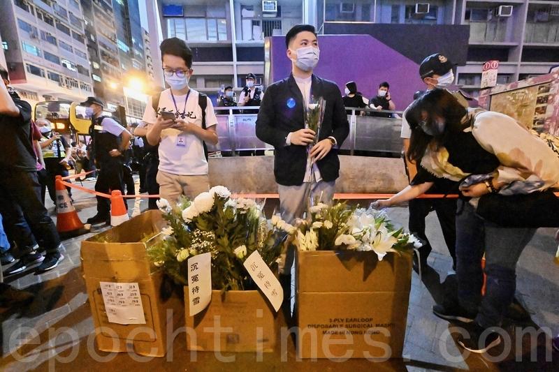 日本記者疑持有氣槍遭港警拘捕 菅義偉:正核實身份及被捕原因