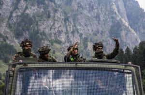 西藏軍區異動 印陸軍參謀長訪前線 邊境局勢凶險