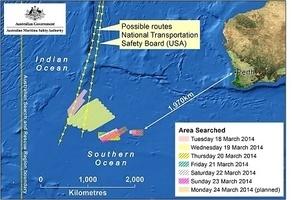 新報告描述馬航MH370墜海驚悚一刻