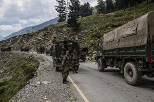 印軍戰鬥部署威脅共軍補給線 拉達克成火藥桶