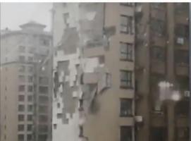 超強颱風「美莎克」來襲 吉林多地受災嚴重