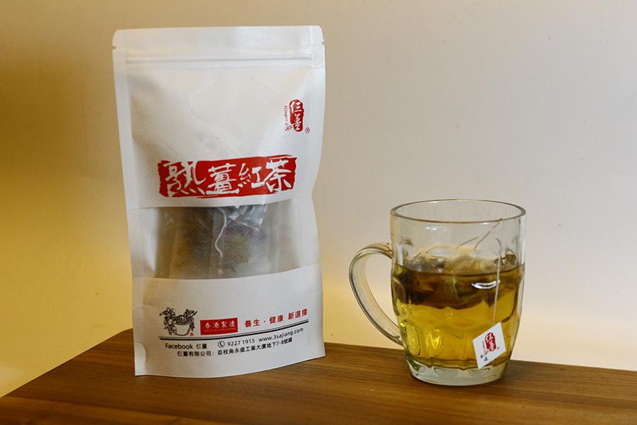 熟薑紅茶 功效:減肥燒脂,提升體溫,祛寒去濕,日常飲用保健提升體質